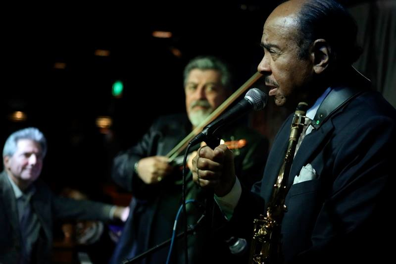 Benny Golson about Vitali